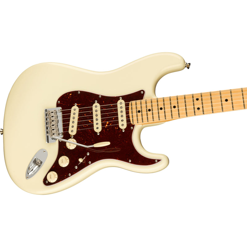 Fender American Professional II Stratocaster Guitar - Olympic White