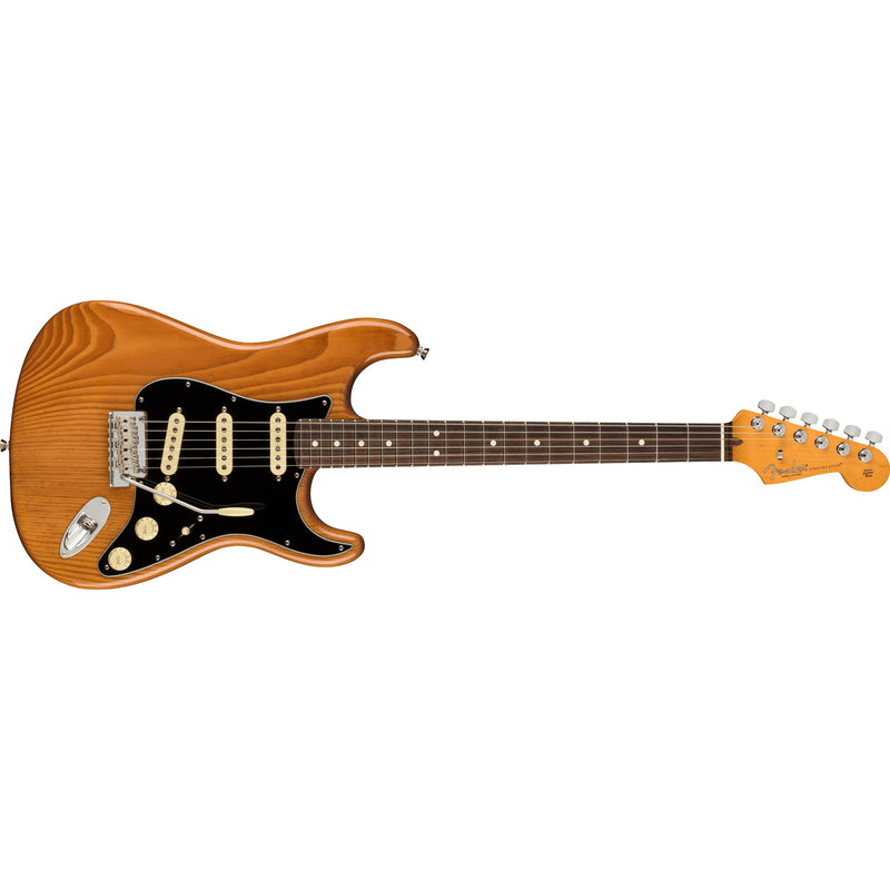 Fender American Professional II Stratocaster Guitar - Roasted Pine
