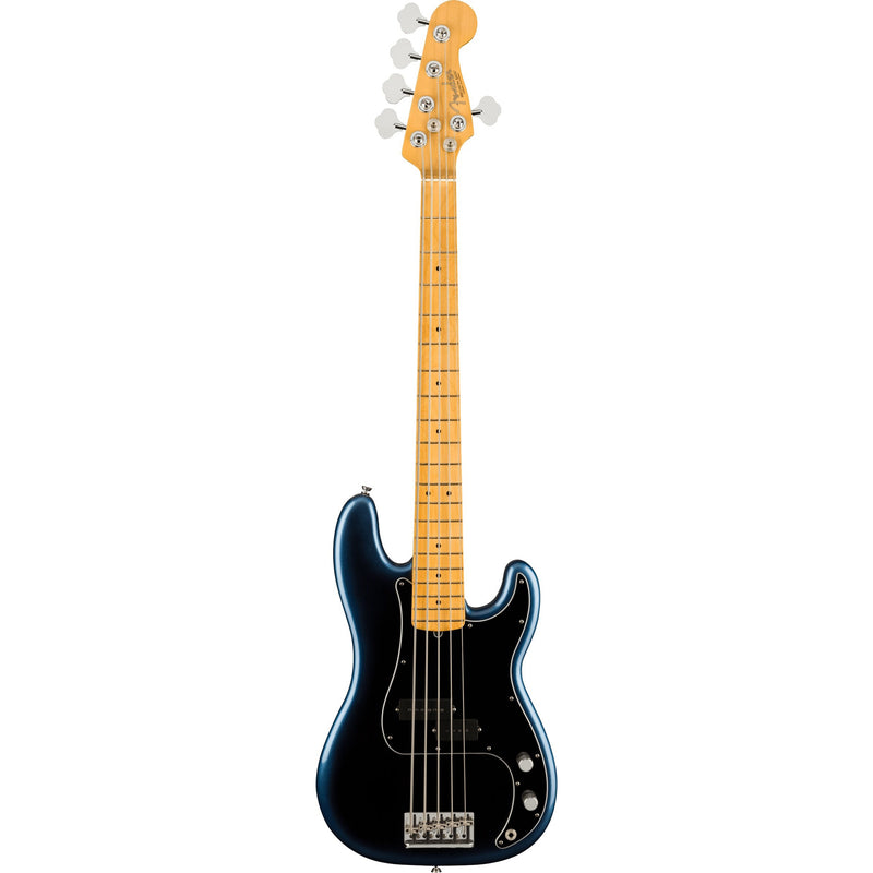 Fender American Professional II Precision Bass V 5-String Bass - Dark Night