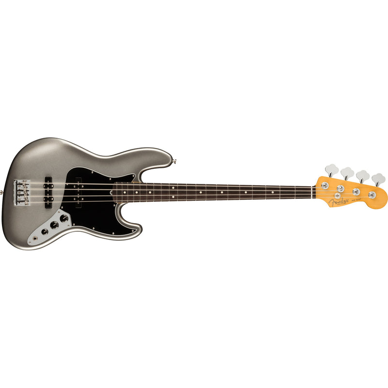 Fender American Professional II Jazz Bass - Mercury