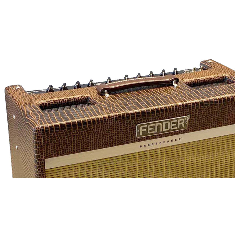 Fender Bassbreaker 30R Combo French Alligator w/Celestion - 2020 FSR Limited Run of 125 Made (Pre-Order)