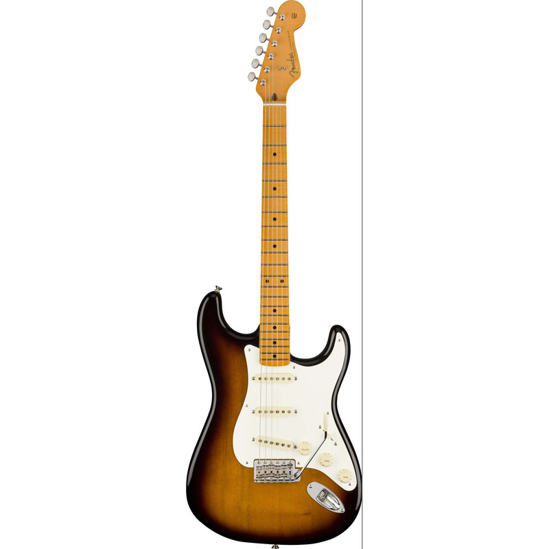 "Fender Stories Collection Eric Johnson 1954 ""Virginia"" Stratocaster - 2-Tone Sunburst Sassafras Body"