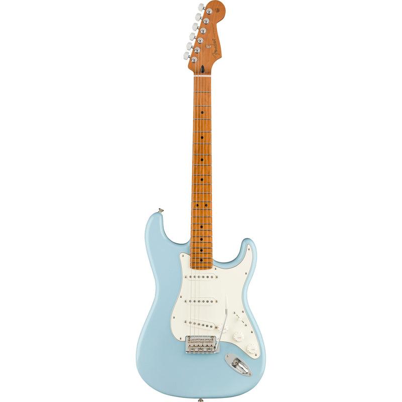Fender LTD Player Stratocaster w/Roasted Maple Neck & Custom Shop Pickups - Sonic Blue