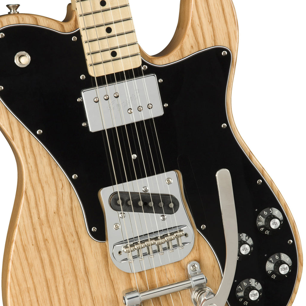 New Arrivals Motor City Guitar Thread Wiring Aftermarket Sub And Amp With Req Volume Sensing Bass Fender Fsr 72 Tele Bigsby Nat