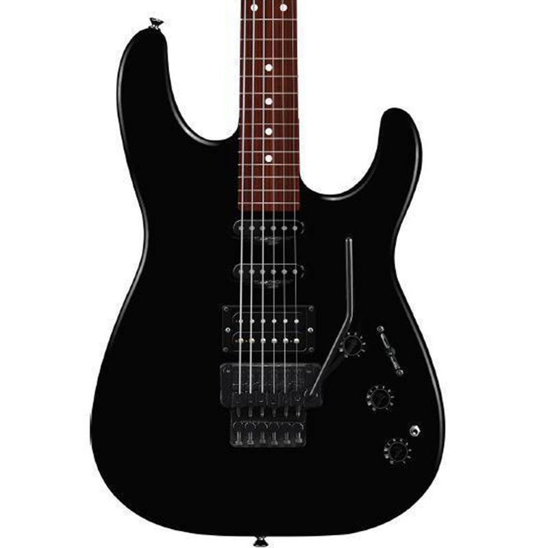 Fender Limited Edition HM Strat - Black (Limited Run Finish)