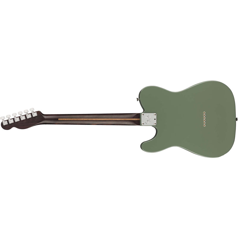 Fender Limited Edition American Pro Telecaster - Antique Olive w/ Solid Rosewood Neck