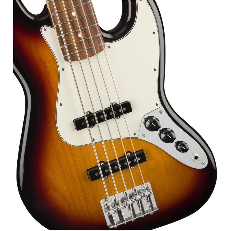 FENDER PLAYER J BASS V PF 3TS