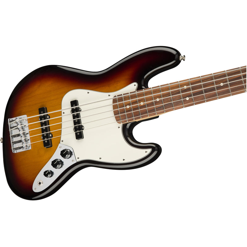 Fender Player Jazz Bass V 5-String Bass - 3-Color Sunburst