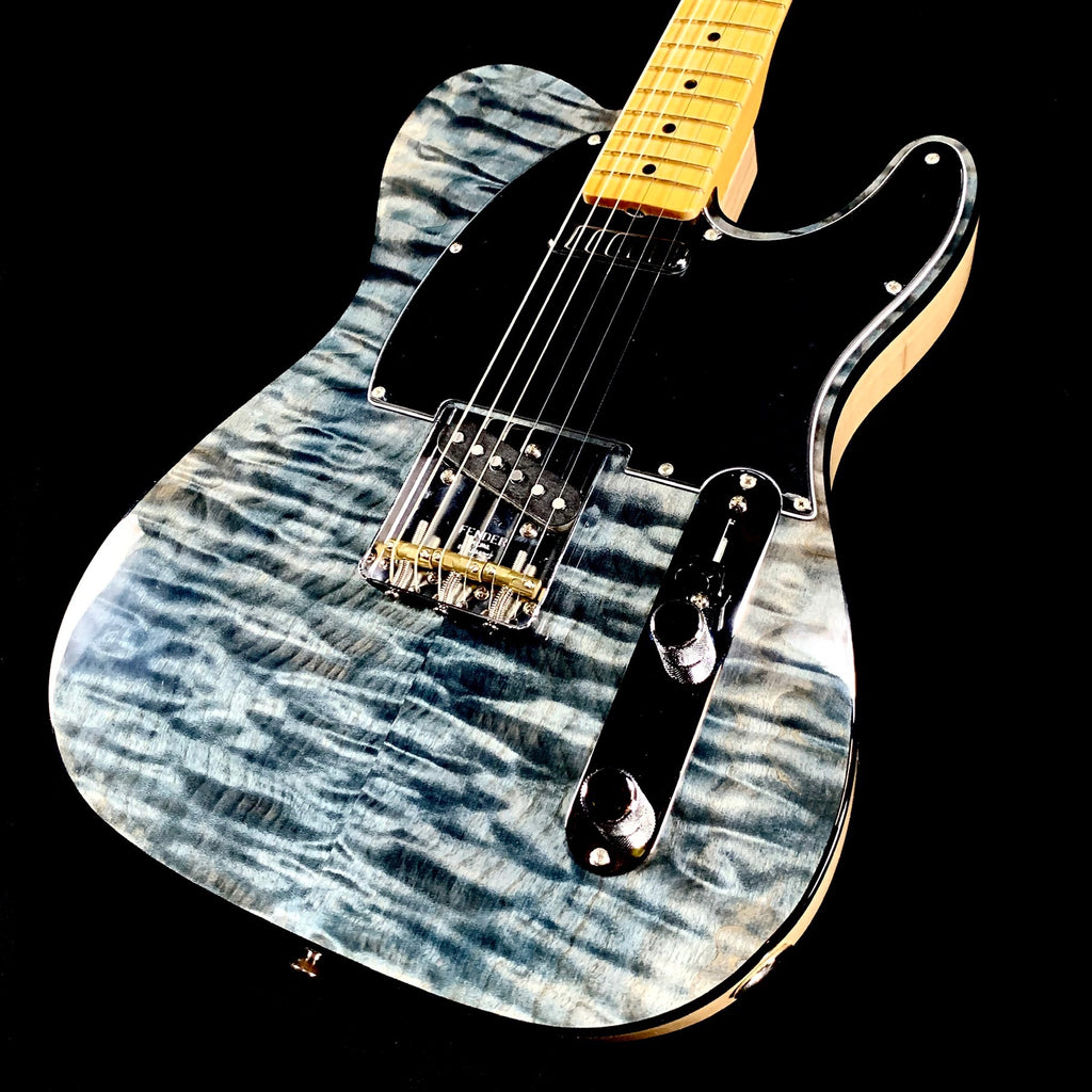 FENDER RAR QUILT MPL TOP TELE