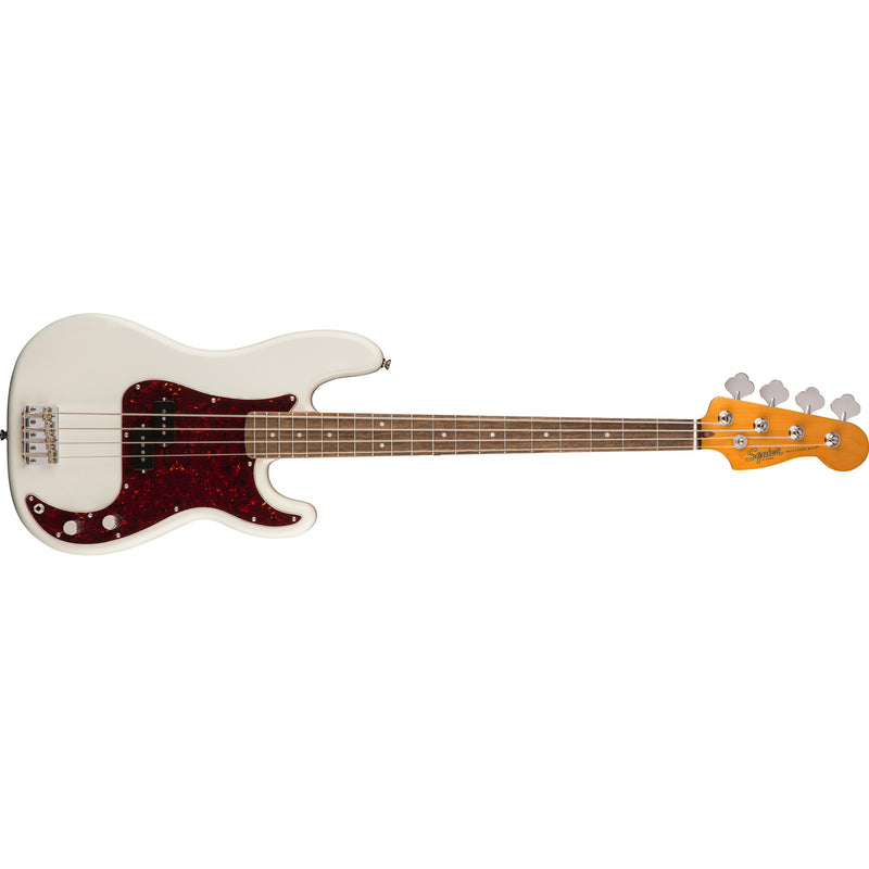 Squier Classic Vibe 60s Precision Bass - Olympic White