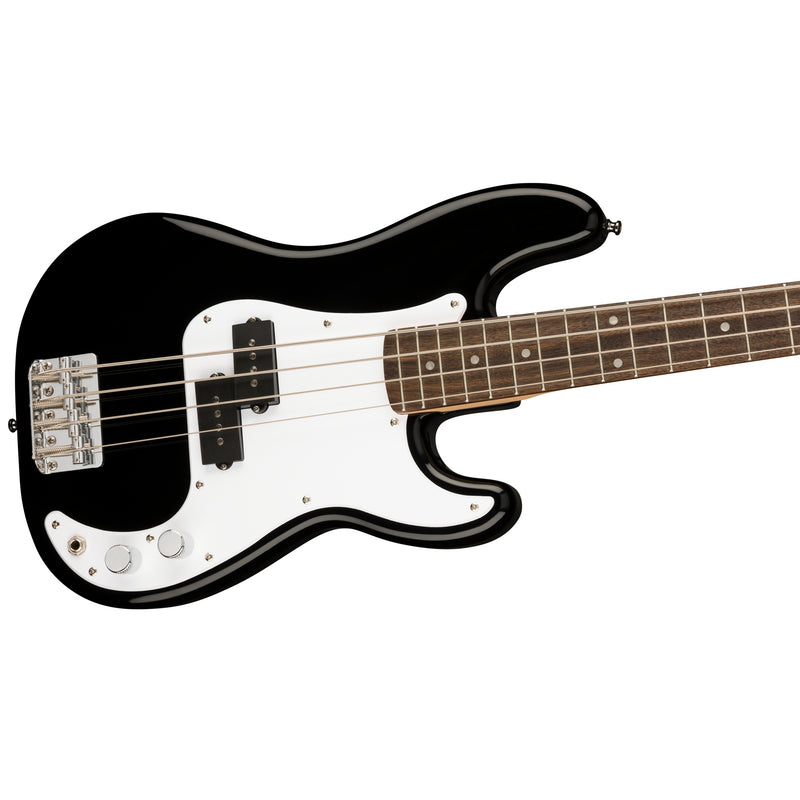 Squier Mini P-Bass Precision - Black