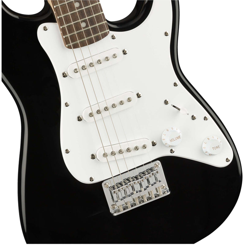 FENDER SQ MINI STRAT V2 BLK