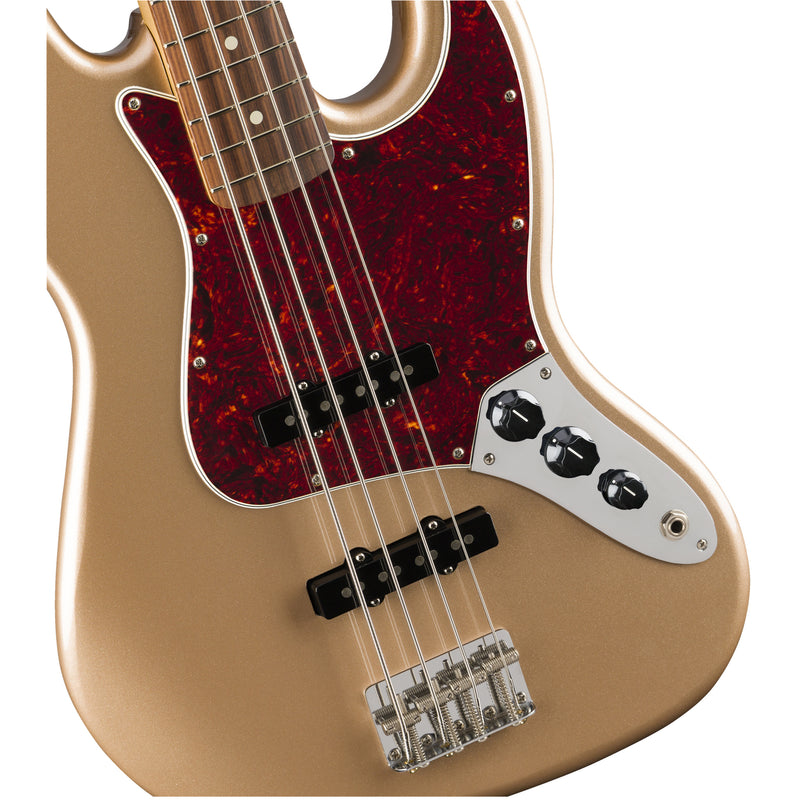 Fender Vintera 60s Jazz Bass - Firemist Gold