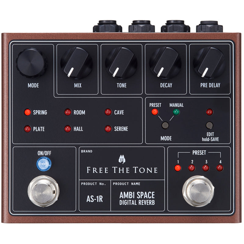 Free The Tone AmbiSpace Reverb