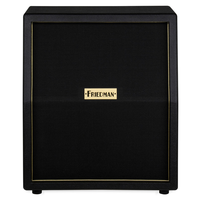 Friedman 2x12 Small Box Vertical Rear Ported Closed Back Slant Cabinet w/Vintage 30s