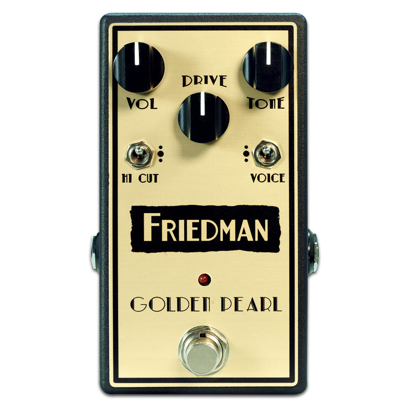 Friedman Golden Pearl OD