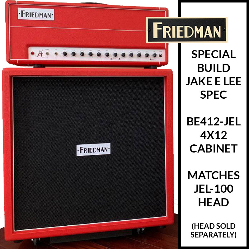 Friedman Jake E Lee Spec 4x12