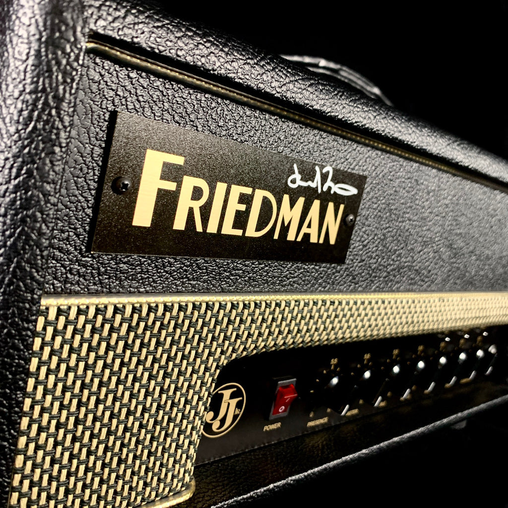 Friedman JJ-Junior Hd Signed