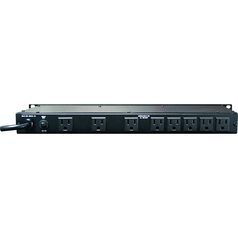 Furman M-8X2 8-outlet Rack Power Conditioner