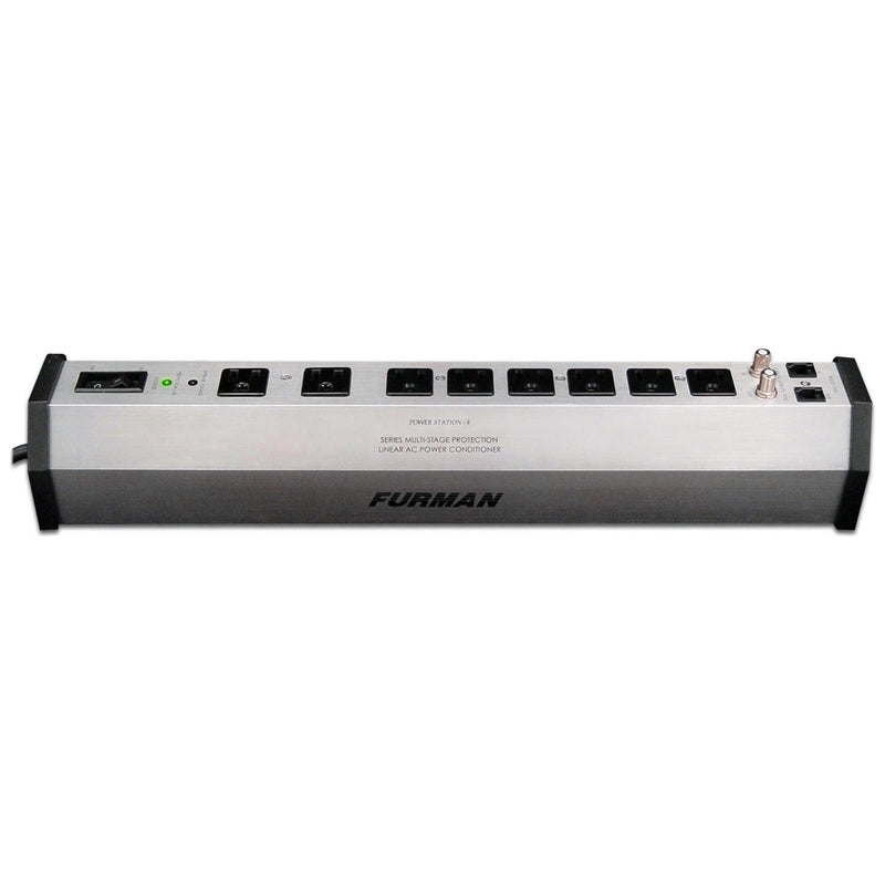Furman PST-8 Power Station Strip/Conditioner and Surge Protector