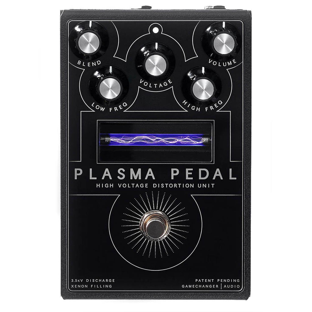 Gamechanger Plasma Distortion
