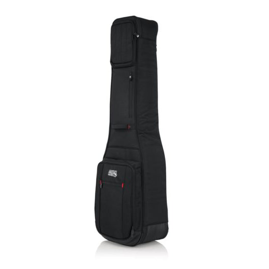 Gator G-PG BASS 2X ProGo Series Ultimate Gig Bag for 2 Electric Bass Guitars