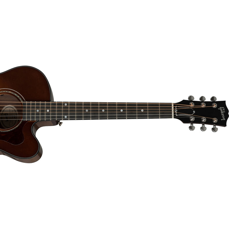 Gibson Acoustic Parlor Walnut M Acoustic-Electric Guitar - Walnut Burst