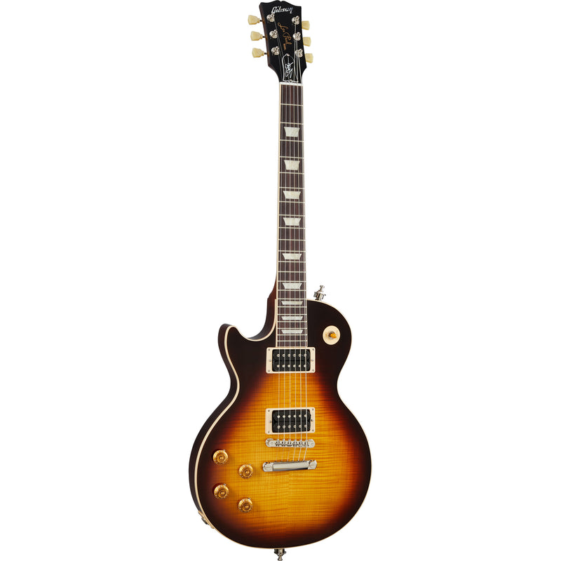 Gibson Slash Les Paul Standard Left-Handed Guitar - November Burst