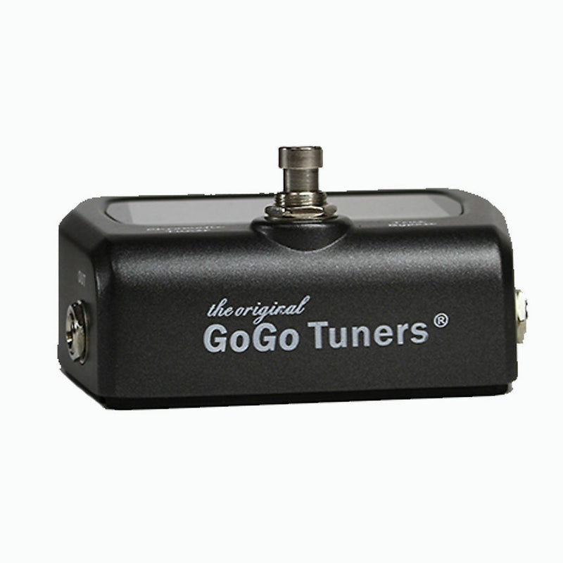 GoGo Tuners Horizon Chromatic Pedal Tuner - Black