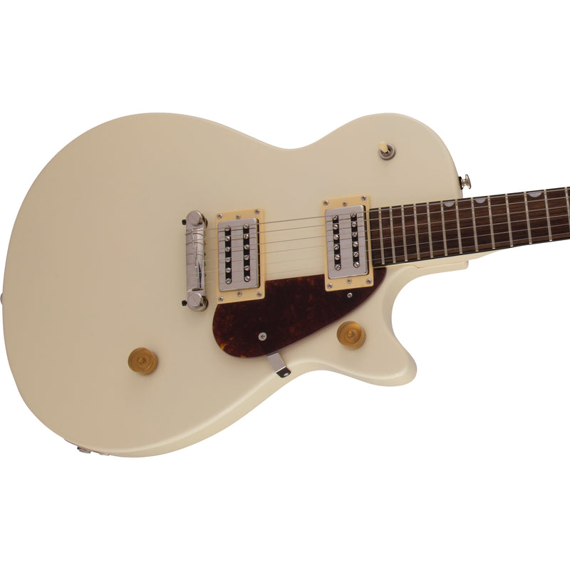 Gretsch G2210 Streamliner Junior Jet Club Guitar - Vintage White