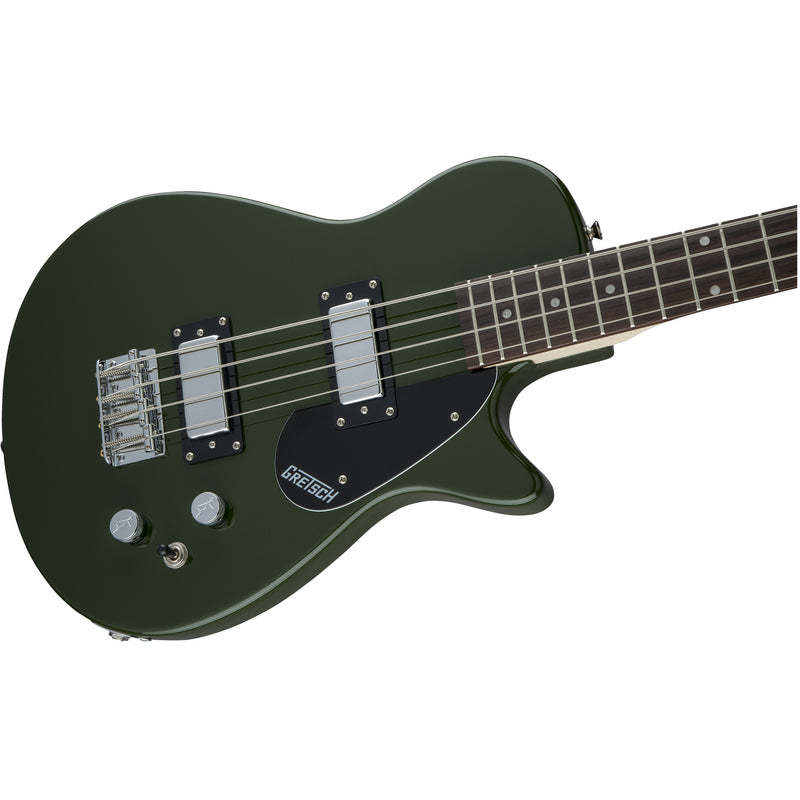 GRETSCH G2220 JR JET BASS GRN