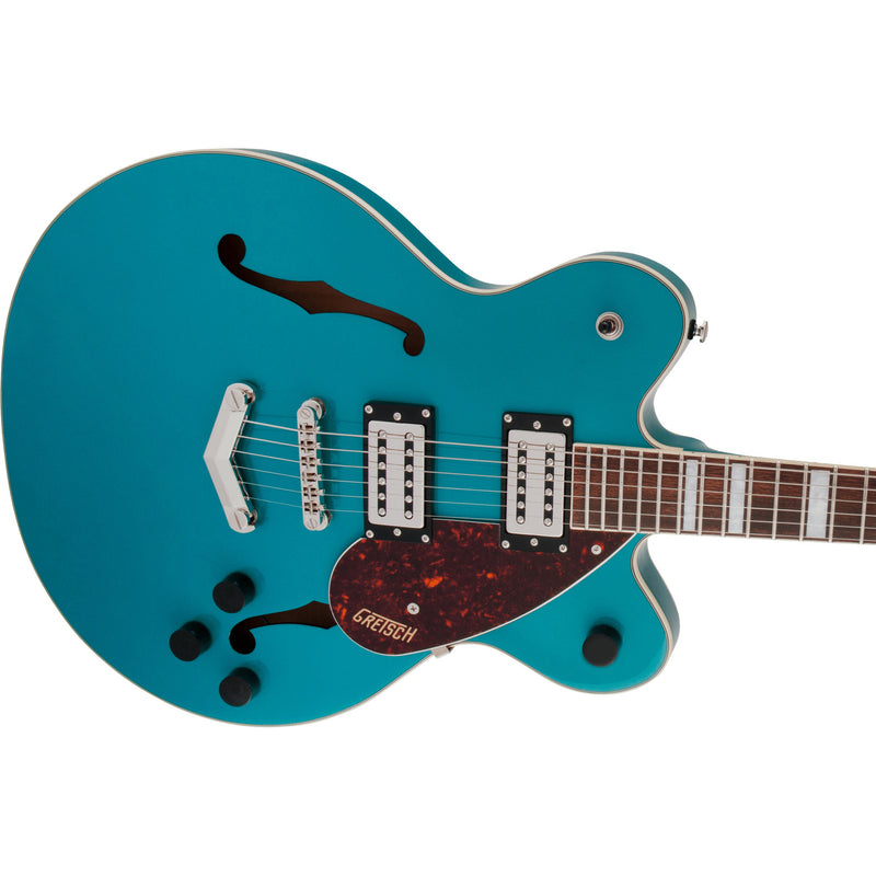 Gretsch G2622 Streamliner Center Block Semi-Hollow Guitar - Ocean Turquoise