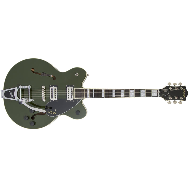 Gretsch G2622T Streamliner Center Block Semi-Hollow Guitar - Torino Green
