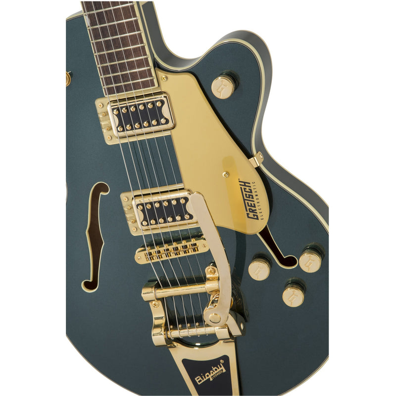Gretsch G5655TG Electromatic Center Block Jr. Single-Cut Guitar with Bigsby - Cadillac Green