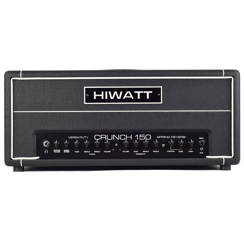 Hiwatt Crunch 150R Head