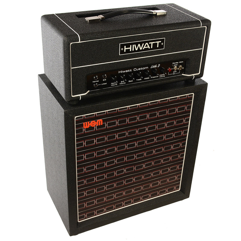 Hiwatt Little D Rig