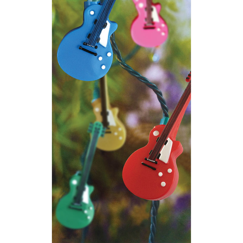 Holiday Lights Electric Guitar