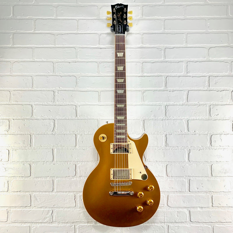 Gibson Les Paul Standard 50s - Gold Top