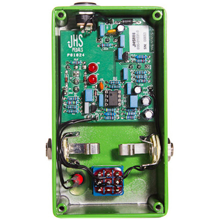 JHS 808 Modded TS Circuit