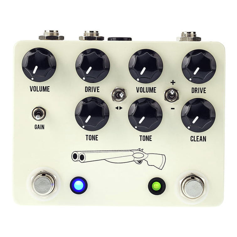 JHS Double Barrel Overdrive V4