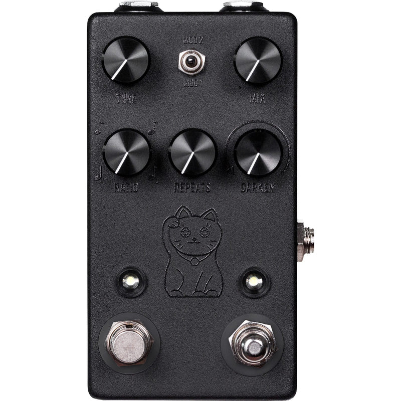 JHS Lucky Cat Delay - Black