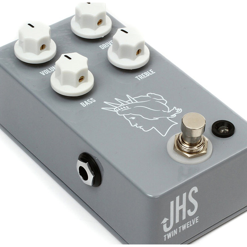 JHS Twin Twelve Pedal