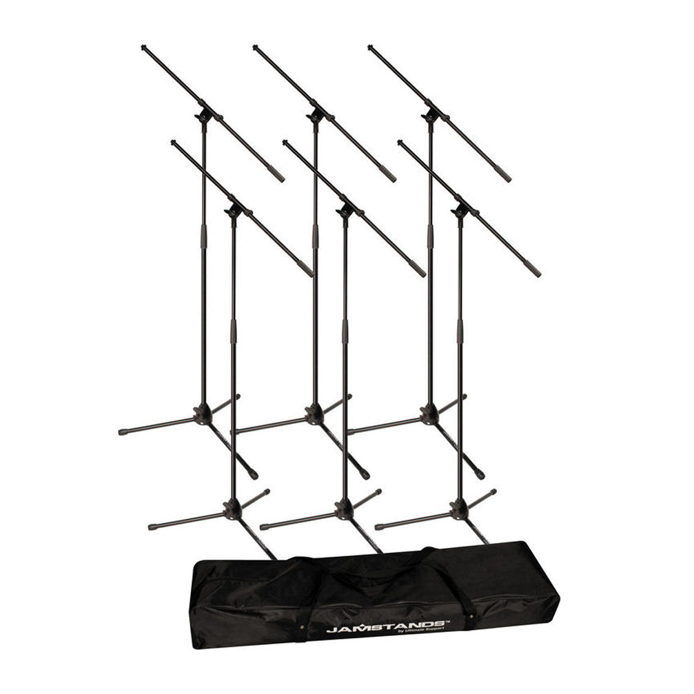 JamStands Mic Stand 6 Pack