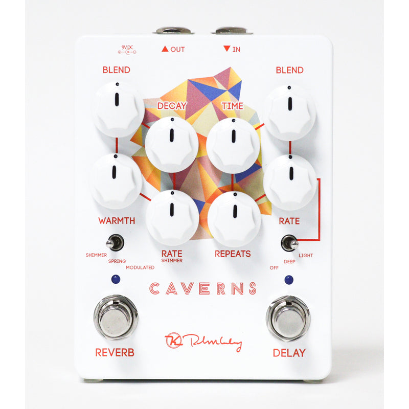 Keeley Caverns V2 Delay Reverb