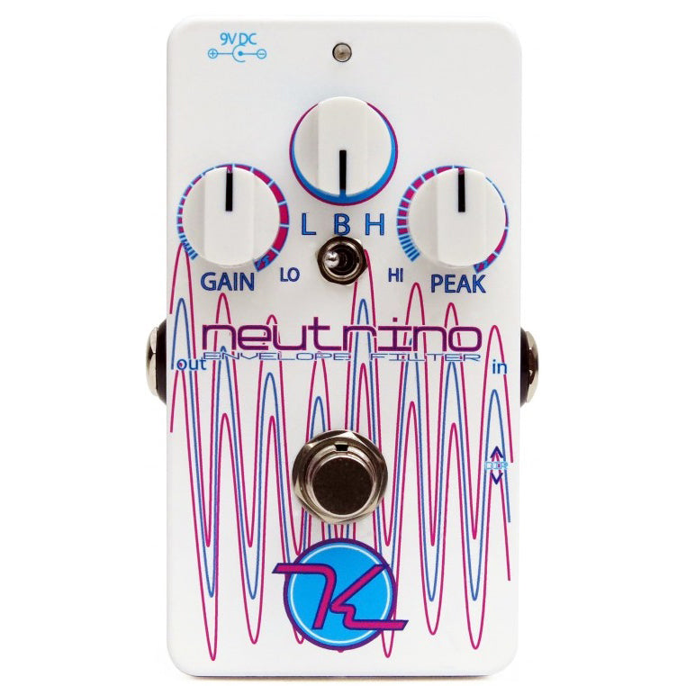 Keeley Neutrino Filter Pedal