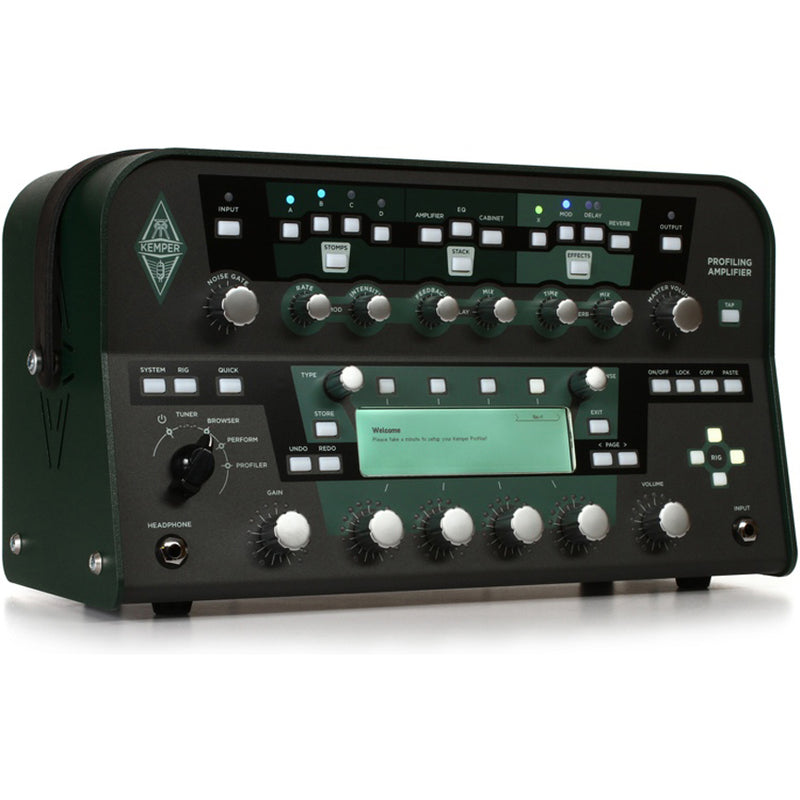 Kemper Profiler Amplifier Head