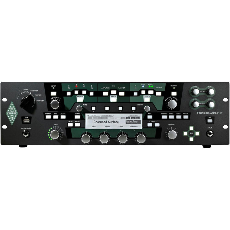 Kemper Profiler Rack Unpowered