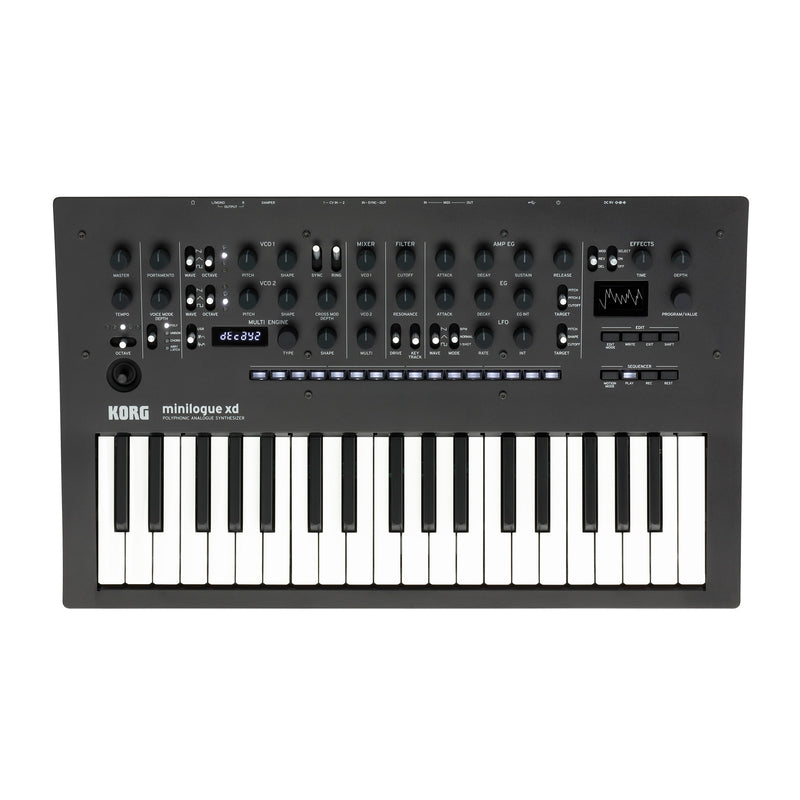 Korg MINILOGUEXD Synth