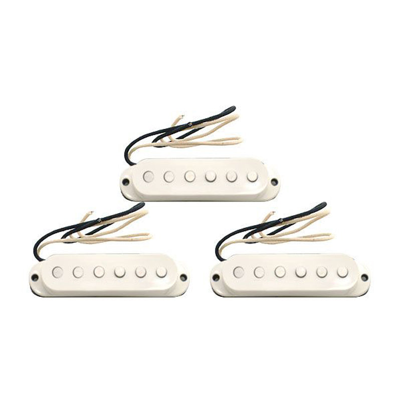 Lindy Blues Spec Strat Set Wht