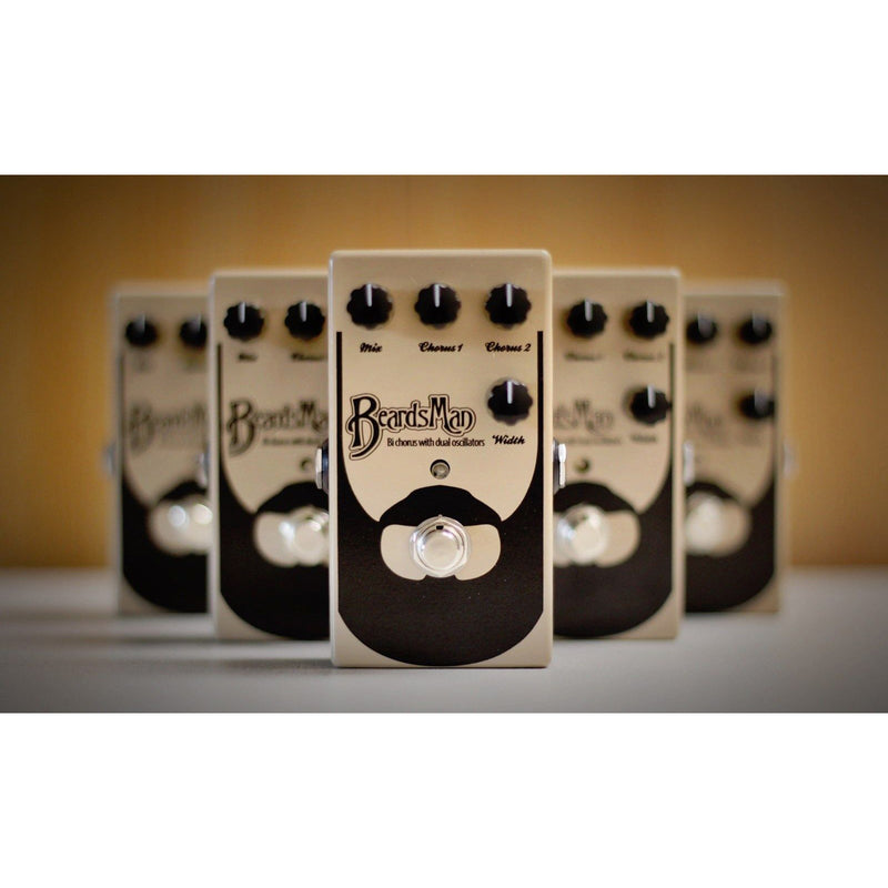 Lovepedal BeardsMan Pedal